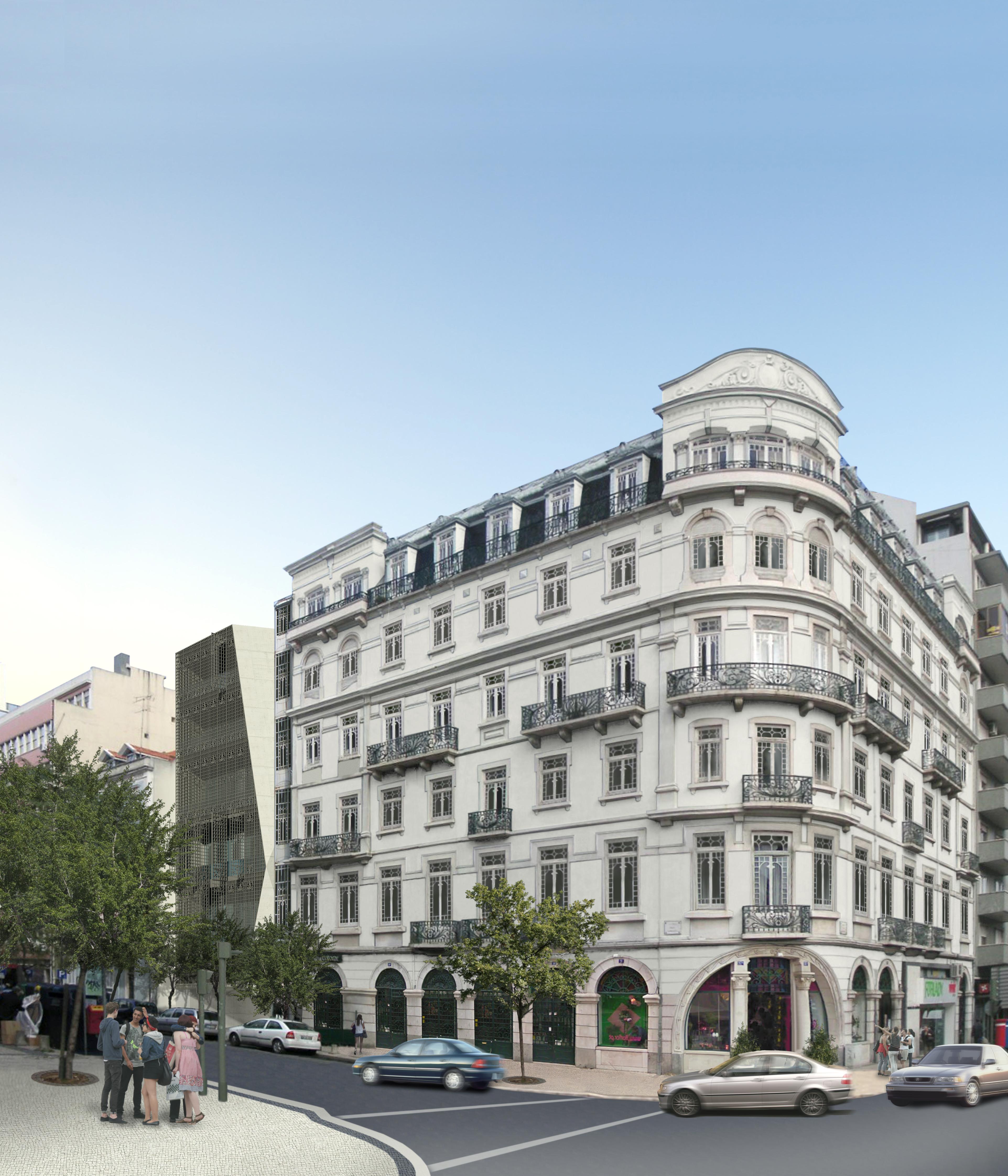 3 pièces 138m2, Lisbonne (Avenidas Novas)