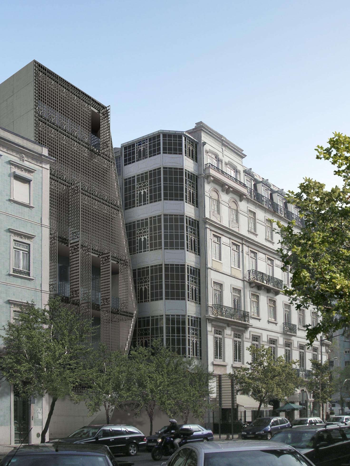 3 pièces 128m2, Lisbonne (Avenidas Novas)