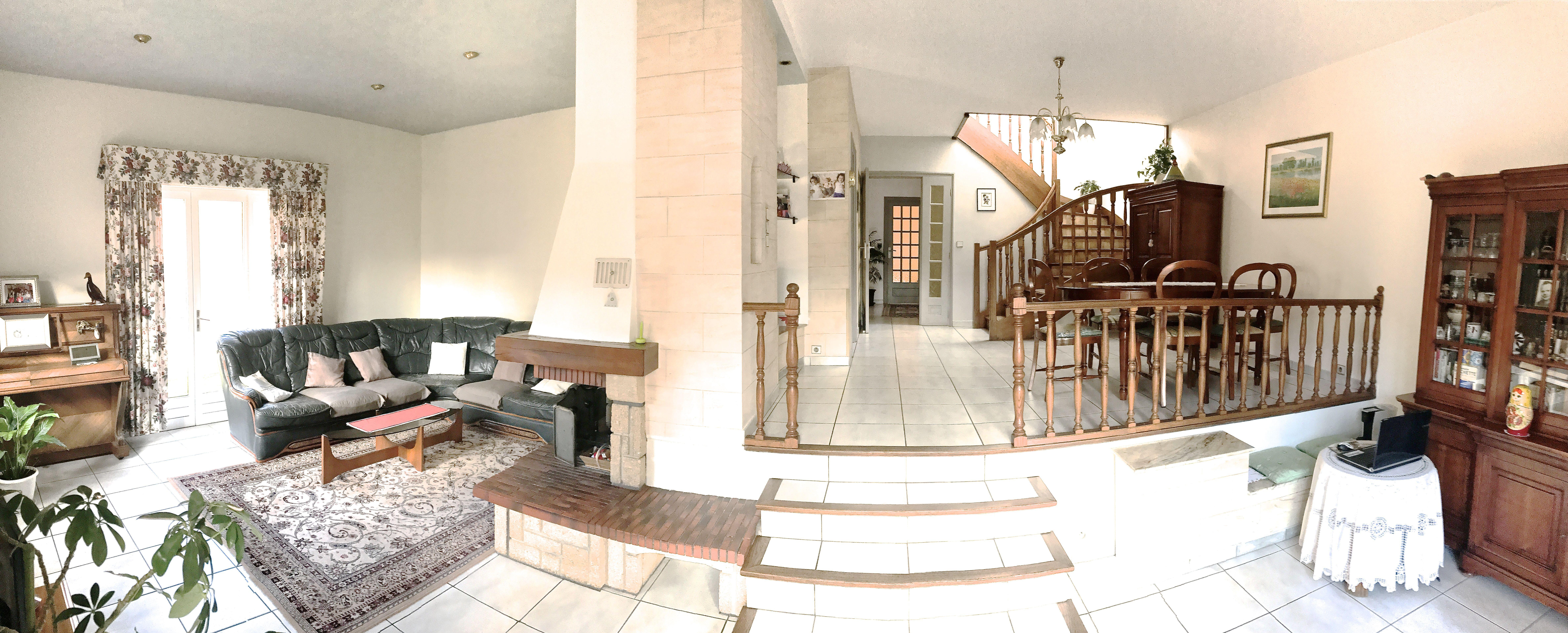 Maison 200m2 avec terrain de 450m2, 92500 Rueil-Malmaison
