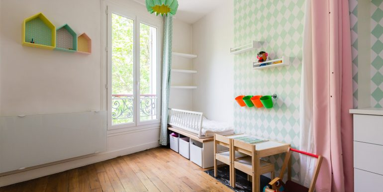 Chambre 2B Neuilly